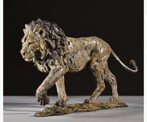 HAM-289B-Lion-Walking