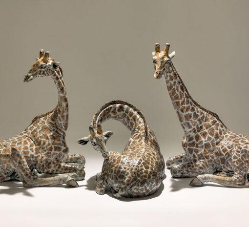 giraffe-sculptures